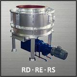 RD型・RE型・RS型リングフィーダー
