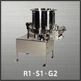 R1型・S1型・G2型サニタリーフィーダー
